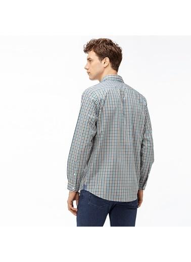 Lacoste Erkek  Gömlek CH2012.12Y Yeşil